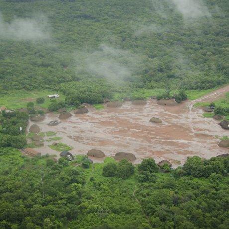 Por que no Xingu?