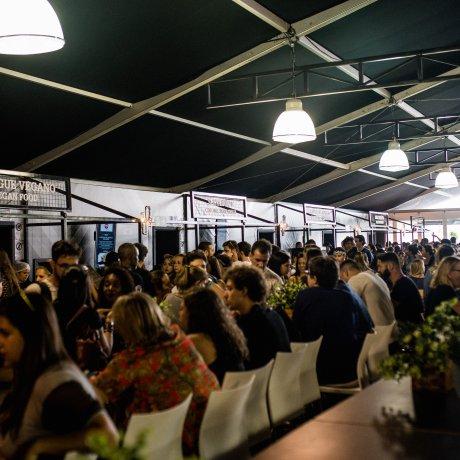 Opções veganas no Rock in Rio 2017