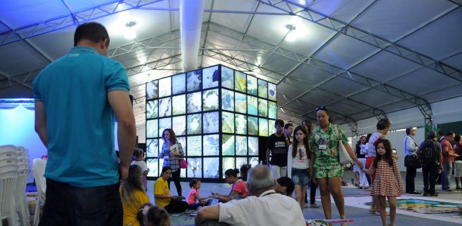 Visitamos o 8º Fórum Mundial da Água