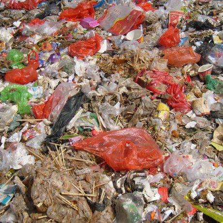 Menos plástico, por favor!